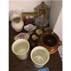 Vintage and other decor