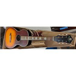 Recording-King Guitar in box