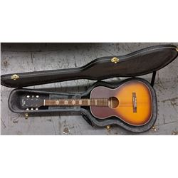 Recording-King dirty37 series Guitar with case