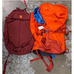 2 Mec Bag packs