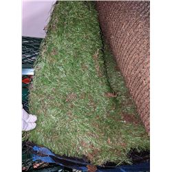 4ft. Wide roll of turf