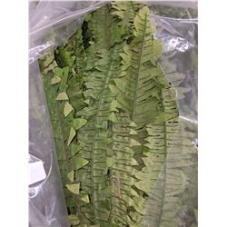 Approx. 10 bags of artificial and greenery flowers
