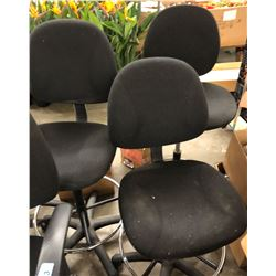 Approx 9 office chairs