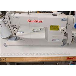 Sunstar Industrial Sewing Machine ( 110 volt )