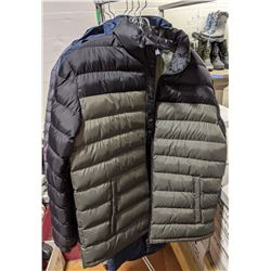 6 mountain Warehouse jackets
