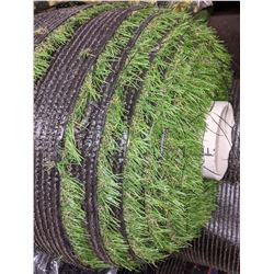 2 rolls of 16ft. Wide turf carpet