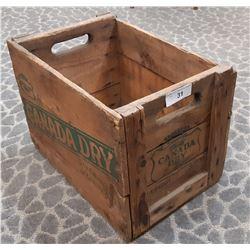 Canada Dry Pop Box