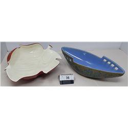 2 Vintage Bowls