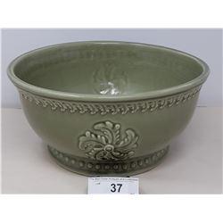 Large Decorative Mixing Bowl