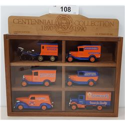 Centennial Collection Schneinder Toy Trucks