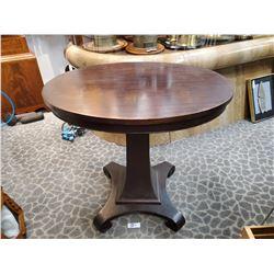 Early Mahogany Side Table