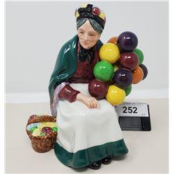 The Old Balloon Seller Royal Doulton