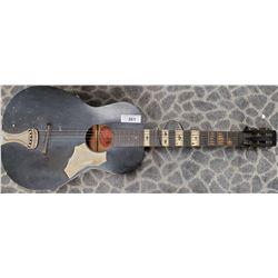 Bnj Serenader Guitar Made In New York