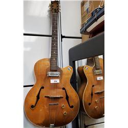 Old Vintage Electric Guitar