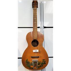 Vintage Hawaiian Guitar
