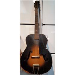 Vintage Guitar Labeled Minera