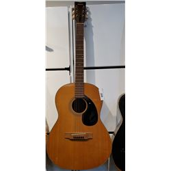 Vintage Yamaha Guitar Fg-75