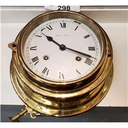 Captains Choice Ships Clock Made In Germany