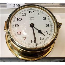 Ships Clock Schatz Quartz