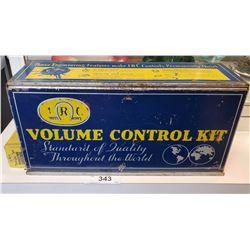 Volume Control Kit