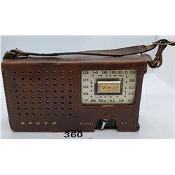 Sanyo Transistor Radio