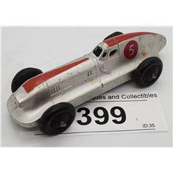 Dinky Toy Race Car