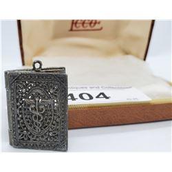 Ornate Miniature Medical Necklace