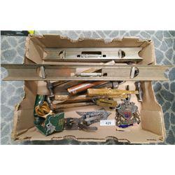 Vintage Box Of Tools