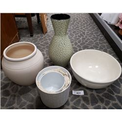 Misc. Pottery