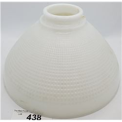 White Trilight Lamp Shade