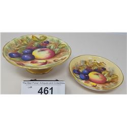 Small Aynsley Compote And Ainsley Dish