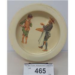 Royal Doulton Baby Plate