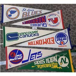 6 Hockey Pendants