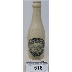 Sussex New Brunswick Ginger Beer Bottle