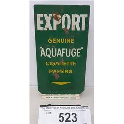 Original Export A Hanging Tobacco Paper Dispenser