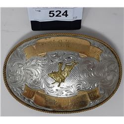 Large Rodeo Belt Buckle