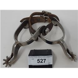 Early Cowboy Spurs