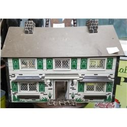 1940S Custom Made Colonial Doll House