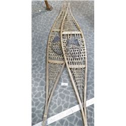 Early Chestnut Canoe Snow Shoes