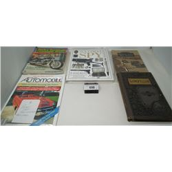 Books, Long Fellow Illustrated, Ultimate Spy Book, Misc. Automotive Books