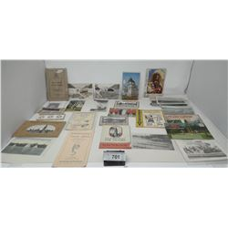 Misc. Advertising, Matches, Post Cards, Wrigleys, Etc..