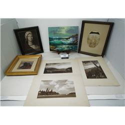 Misc Pictures And Oil Painting