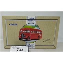 Corgi Classics Commercial Aec Regal Bus In Box