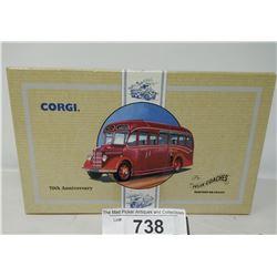 Corgi Classics Commercials Bedford Ob Coach In Box