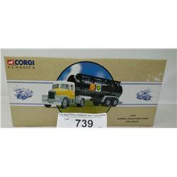 Corgi Classics Scammell Highway Man Tanker In Box