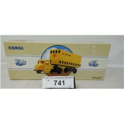 Corgi Classics Commercials Scammel Real Freight Truck In Bus