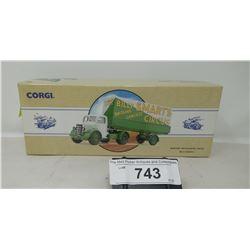 Corgi Classics Commercials Bedford Articulated Truck In Box