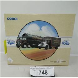 Corgi Classics Commercials Foden And Bedford Series Trucks In Box