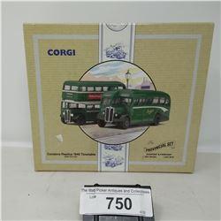 Corgi Classics Commercials The Provincial Set Double Decker Buses In Box