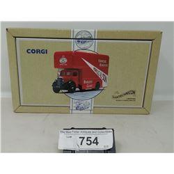 Corgi Commercial Classics Pantechnician Bedford Moving Van In Box
